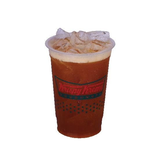 Iced Mango Shaken Tea