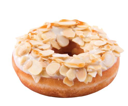 White Caramel Almond